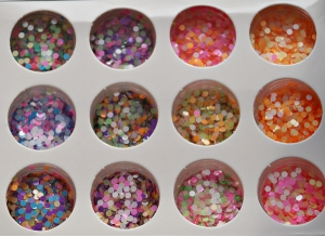 КАМИФУБИКИ цветные, 12 шт/набор, #SC1
