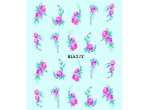 Наклейки цветные, № BLE272