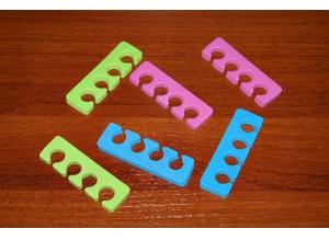 Разделители для пальцев ног #1, 1 пара