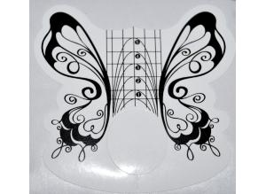 """Формы """"Черная бабочка"""" широкие, 1 шт."""
