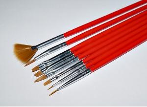 Набор кистей для китайской росписи #30, 8 шт.