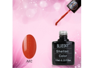 Shellac BLUESKY, № А02