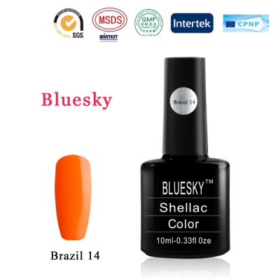 Shellac BLUESKY, № Brazil 14