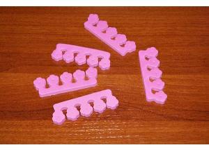 Разделители для пальцев ног #3, 1 пара