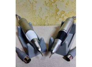"""Ручка для маникюрного аппарата """"POWER"""" (белая), 35 тыс. об/мин"""
