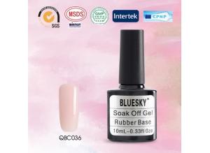 Bluesky Rubber Base COVER PINK (каучуковая база + камуфляж), № QBC 36