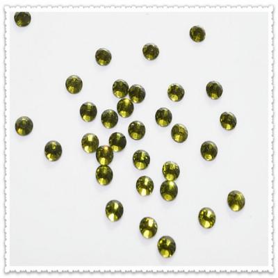 """Украшения Сваровски оливковые """"SS16"""" - 4,0 мм (в наборе 50 штук)"""