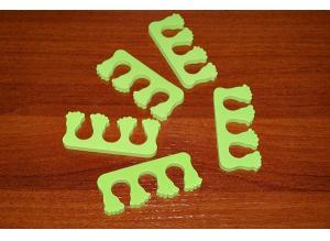 Разделители для пальцев ног #4, 1 пара