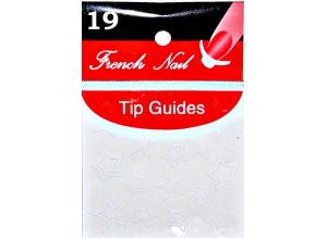Трафареты для дизайна ногтей, № 19