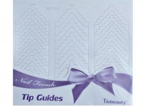 "Наклейки-трафареты ""Tiebeauty"", NF118"