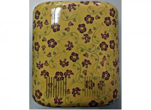 """УФ лампа 36 Вт (с узором """"Фиолетовые цветы""""), модель 230"""