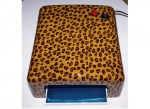 """УФ лампа 36 Вт """"Леопард"""", модель 818"""